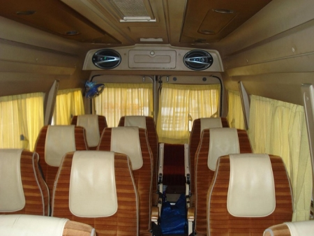 Tempo Traveller Has Redefined The Way People Used To Travel 12 Seater Luxury Passenger Van Are Best Suitable For Hill Stations