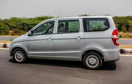 Chevrolet Enjoy Rent A Chevrolet Enjoy Car India Chevrolet Enjoy