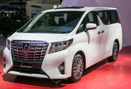 Home > Imported Alphard Van > Toyota Alphard 7 Seater Van