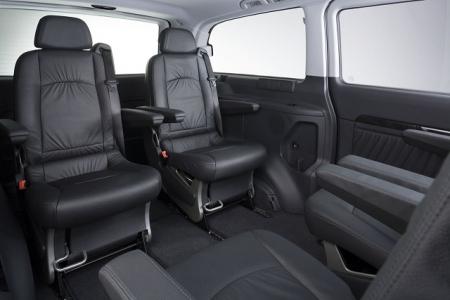 5 Seater Mercedes Viano Booking Delhi India Luxury